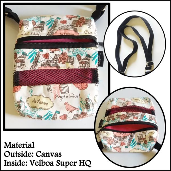 Jual Travel Pouch Sugar Glider Yopetoys Bonding Pouch Sugar Glider Murah Paris